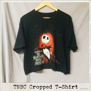 TNBC Cropped T-Shirt 💀🎄